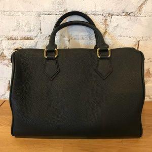 GiGi New York Brooke Barrel Bag